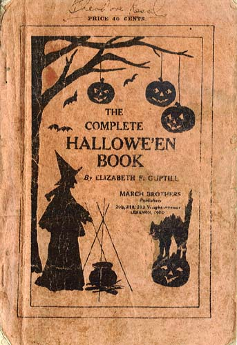 Halloween Book Cover Ideas ~ Lisa morton s halloween encyclopedia